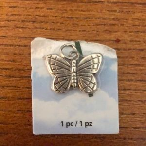 Jewelry - New: Silver Butterfly Pendant